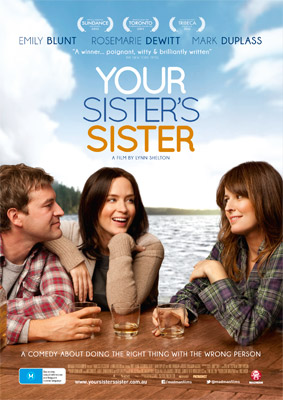Emily Blunt, Rosemarie DeWitt and Mark Duplass Your Sister's Sister Interview