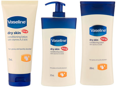 how to clean vaseline out of hair
