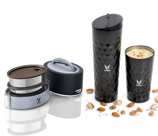VAYA Lunchboxes & Drink Tumblers