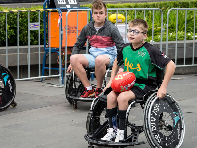 2019 Victorian Disability Sport and Recreation Festival