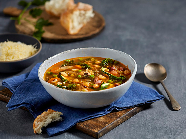 Better For You Minestrone