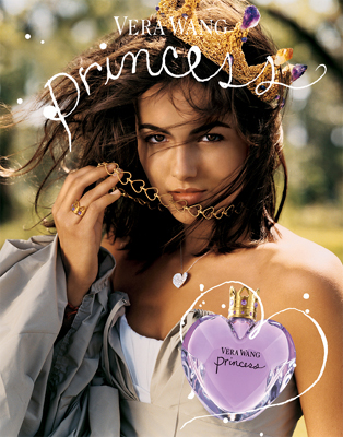 Vera Wang Princess Fragrance, and what was in those gift boxes for celebrities.
