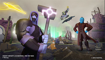 Villains and Outlaws in Disney Infinity 2.0: Marvel Super Heroes