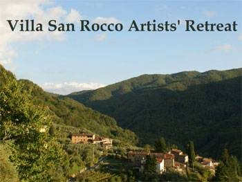 Villa San Rocco Artists' Retreat