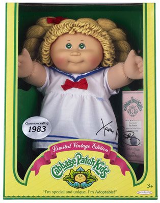 Cabbage Patch Kids Vintage Limited Edition