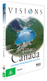 Visions of Canada DVD