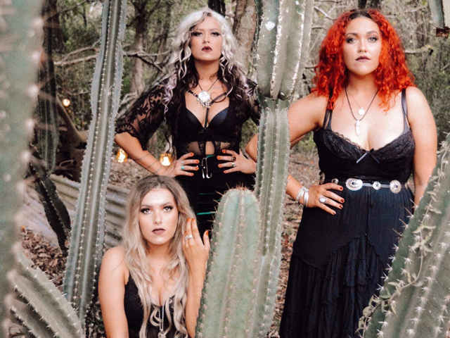Vixens of Fall And Then We Dance Interview