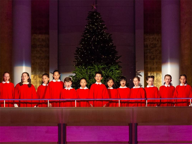 Voices of Angels: Twelve Days of Christmas
