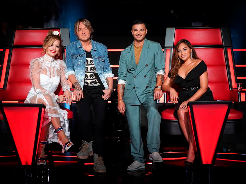 The Voice Top 20