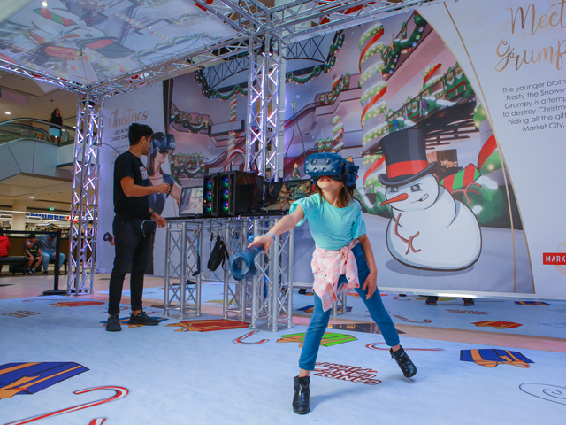 Market City Launches Virtual Reality Pop-Up This Christmas