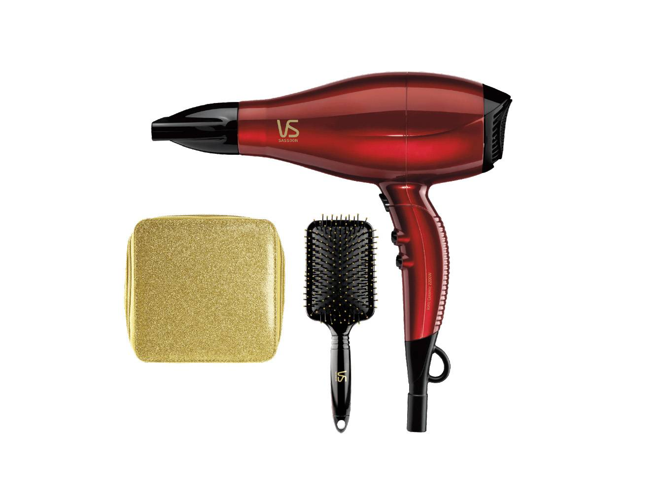 VS Sassoon Smooth & Shine Limited Edition Dryer Pack