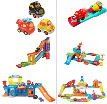 Toot-Toot All the Way with VTech