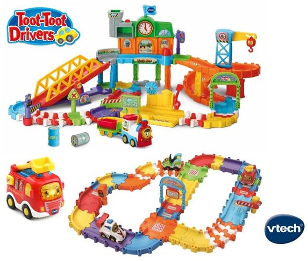 Win Vtech Toot-Toot Driver Packs