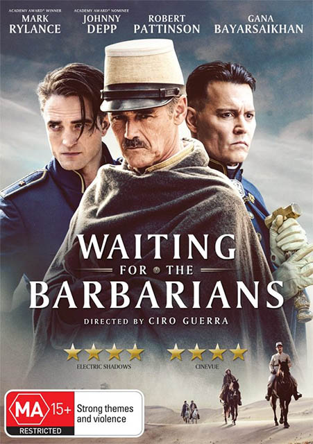 Win Waiting For the Barbarians DVDs