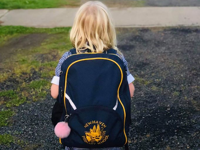 Record Number Of Victorian Students Walking To School
