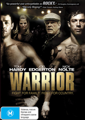 Joel Edgerton, Tom Hardy, Warrior