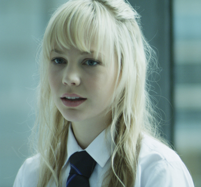 Adelaide Clemens Wasted On The Young Interview