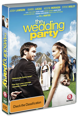 The Wedding Party DVDs