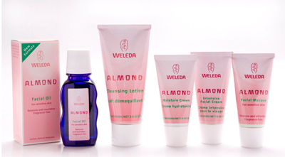 Weleda Almond Products