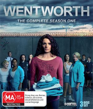 Wentworth The Complete Season One DVD