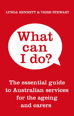What Can I Do?  Services for the Ageing & Carers