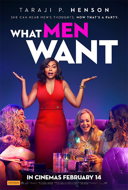 What Men Want Tickets