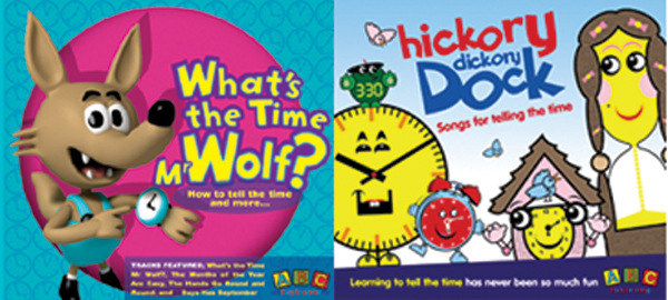 Hickory Dickory Doc & Whats the Time Mr Wolf?