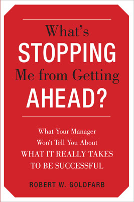 What's Stopping Me From Getting Ahead?