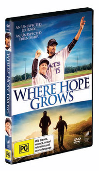 Where Hope Grows DVD