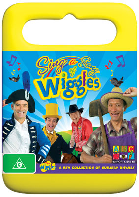 The Wiggles - Sing a Song of Wiggles DVD