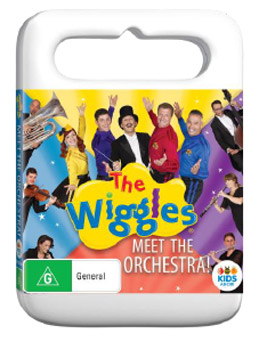 The Wiggles: Meet The Orchestra DVD