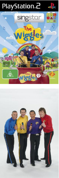 SingStar The Wiggles