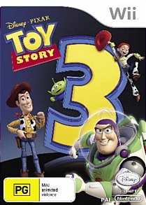 Toy Story 3 on Nintendo Wii
