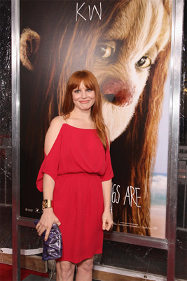 Lauren Ambrose, Where the Wild Things Are Interview