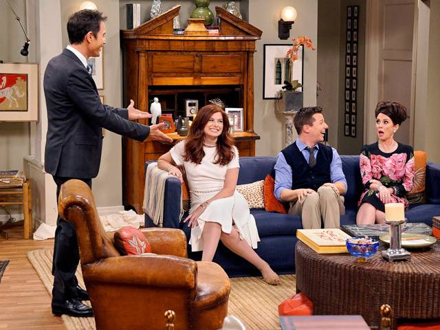 Will & Grace Sign Off