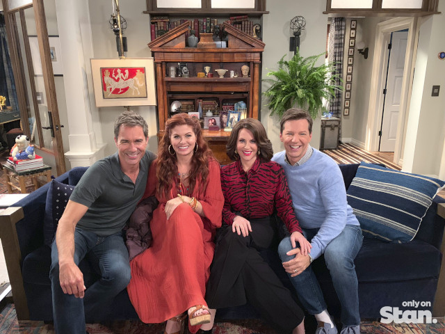 Will and Grace finale