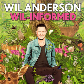 Wil Anderson – Wil-Informed