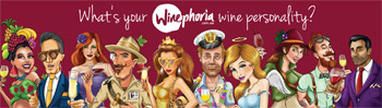 Winephoria's Personality Matchmaker