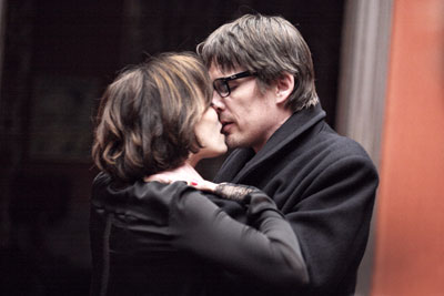 Pawel Pawlikowski and Ethan Hawke The Woman In The Fifth Interview