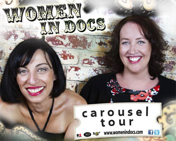 Women in Docs Carousel Tour Interview
