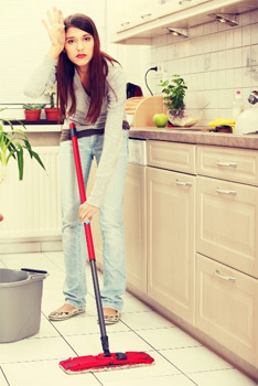 Survey Reveals Housework Wars Behind Closed Doors