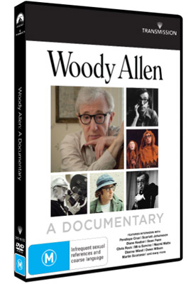 Woody Allen: A Documentary DVD