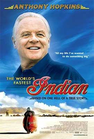 Anthony Hopkins World's Fastest Indian Movie Interview
