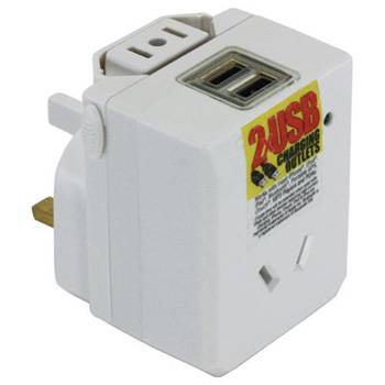 Jackson Worldwide Travel Adaptor