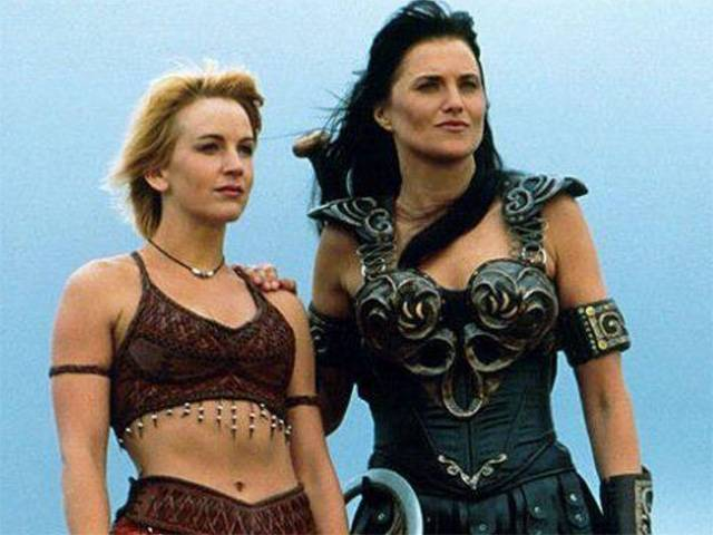 Xena Warrior Princess Ultimate Collection DVDs