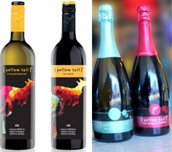[yellow tail] Moscato Bubbles Range