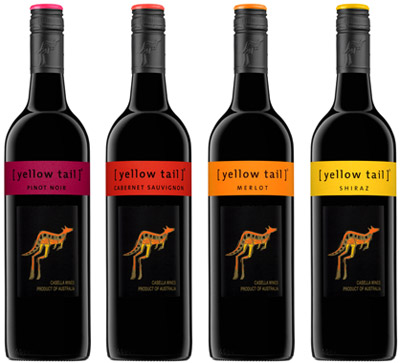 [yellow tail] Red Wines