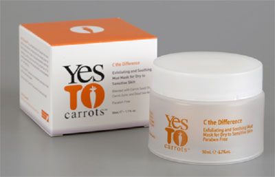 Yes to Carrots skincare