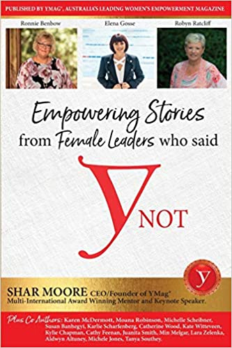 Empowering Stories from Female Leaders who said Y Not