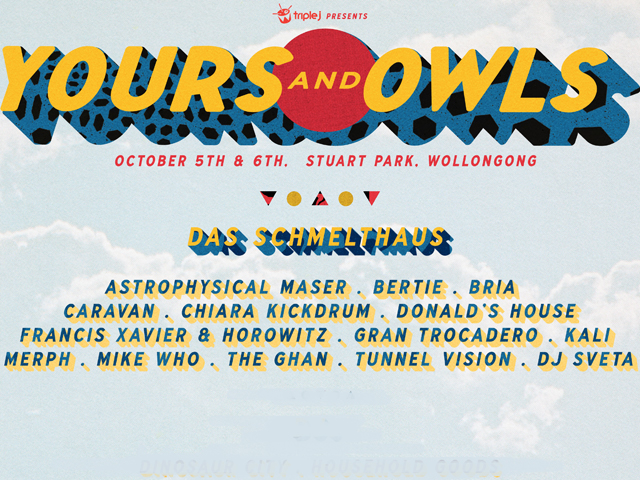 Yours & Owls Festival 2019